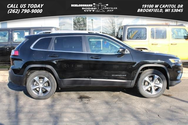 New 2020 JEEP Cherokee 4WD Limited