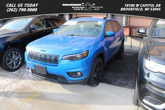 New 2020 JEEP Cherokee 4WD Altitude