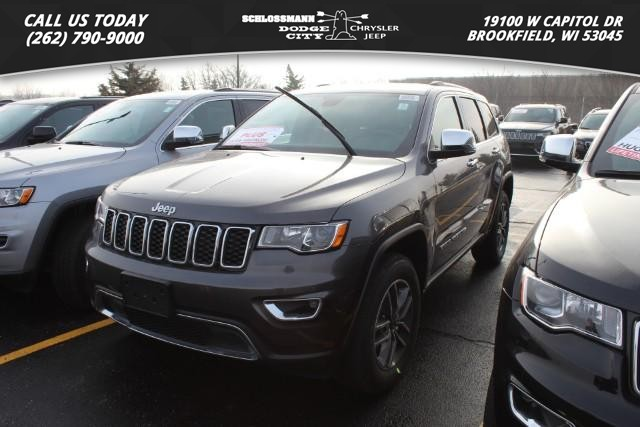 New 2020 JEEP Grand Cherokee 4WD Limited