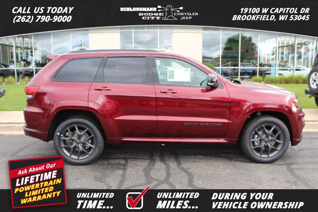 New 2019 JEEP Grand Cherokee 4WD Limited X