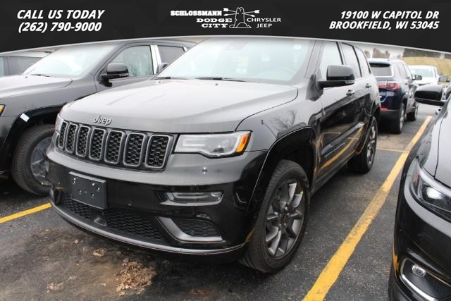 New 2020 JEEP Grand Cherokee 4WD Overland