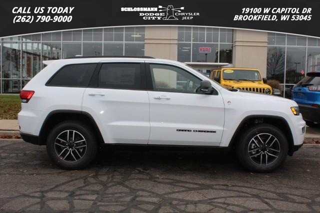 New 2020 JEEP Grand Cherokee 4WD Trailhawk