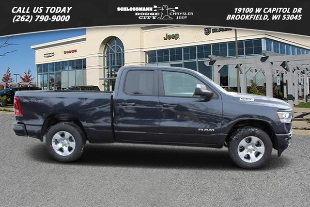 New 2020 RAM 1500 4WD Big Horn Quad Cab