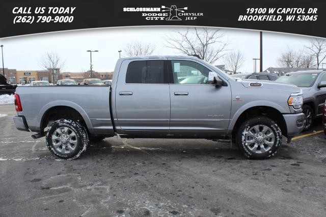New 2019 RAM 2500 4WD Limited Crew Cab