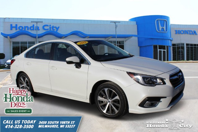 Pre-Owned 2019 Subaru Legacy Limited