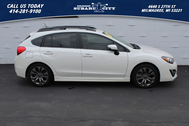 Pre-Owned 2015 Subaru Impreza Wagon 2.0i Sport Limited