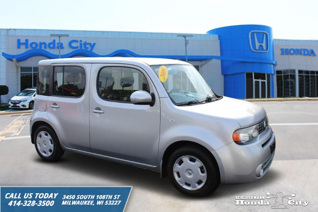 Pre-Owned 2009 Nissan Cube 1.8 S