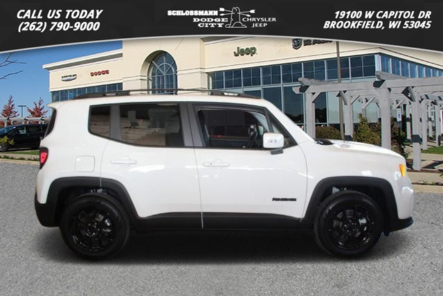 New 2020 JEEP Renegade 2WD Altitude