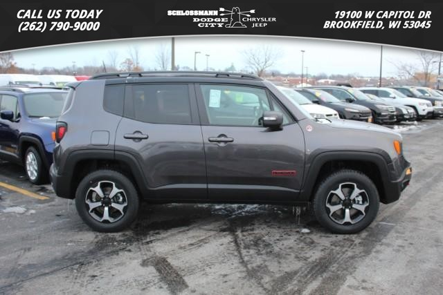 New 2020 JEEP Renegade 4WD Trailhawk