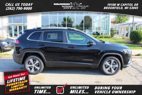 New 2019 JEEP Cherokee 2WD Limited
