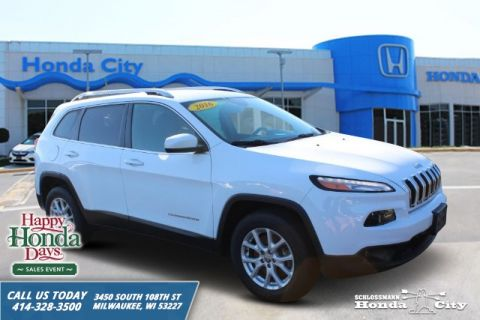 Pre-Owned 2016 Jeep Cherokee 4WD Latitude