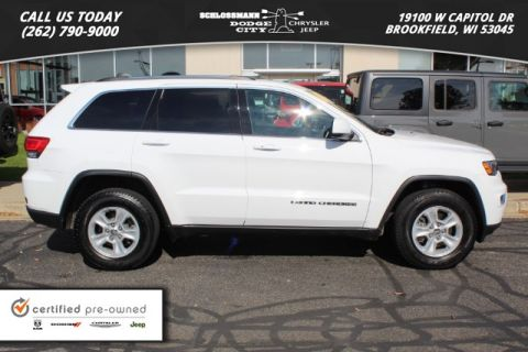 Certified Pre-Owned 2017 Jeep Grand Cherokee 4WD Laredo