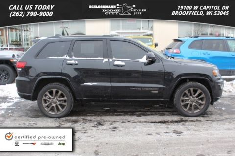 Certified Pre-Owned 2016 Jeep Grand Cherokee 4WD Limited 75th Anniversary