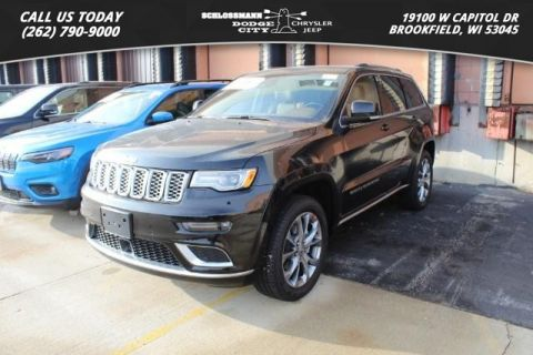 New 2020 JEEP Grand Cherokee 4WD Summit