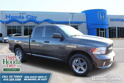 Pre-Owned 2016 Ram 1500 4WD Express Quad Cab