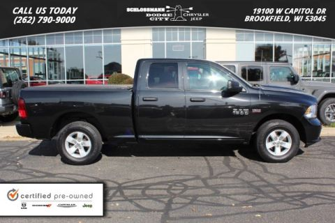 Certified Pre-Owned 2016 Ram 1500 4WD Express Quad Cab
