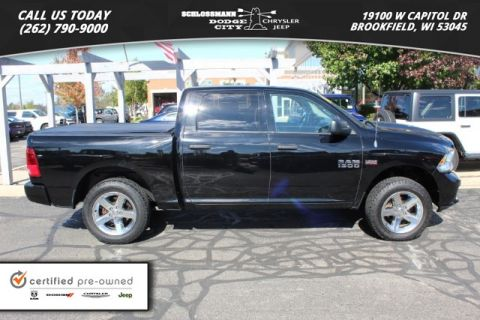 Pre-Owned 2014 Ram 1500 4WD Express Crew Cab