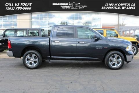 Certified Pre-Owned 2016 Ram 1500 4WD Big Horn Crew Cab