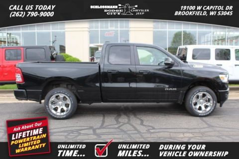 New 2019 RAM All-New 1500 4WD Big Horn Quad Cab