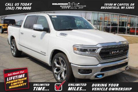 New 2019 RAM All-New 1500 4WD Limited Crew Cab