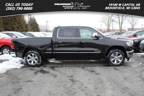 New 2020 RAM 1500 4WD Limited Crew Cab