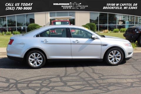 Pre-Owned 2012 Ford Taurus SEL