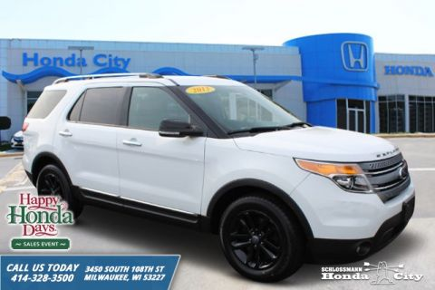 Pre-Owned 2013 Ford Explorer XLT