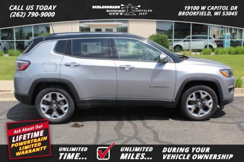 New 2019 JEEP Compass 2WD Limited