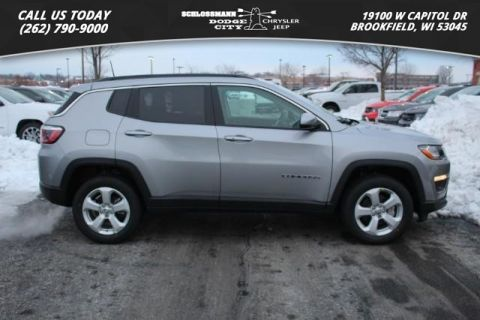 New 2020 JEEP Compass 4WD Latitude