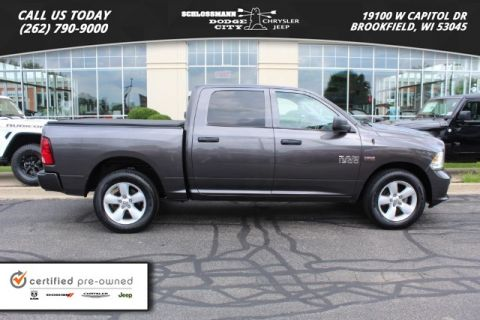 Certified Pre-Owned 2015 Ram 1500 4WD Express Crew Cab