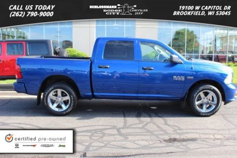 Certified Pre-Owned 2016 Ram 1500 4WD Express Crew Cab
