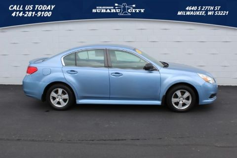 Pre-Owned 2010 Subaru Legacy 4dr Sdn H4 Auto