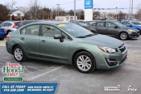 Pre-Owned 2015 Subaru Impreza Sedan Premium