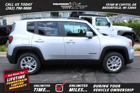 New 2019 JEEP Renegade 4WD Latitude
